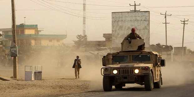 US-Luftangriff auf Kunduz