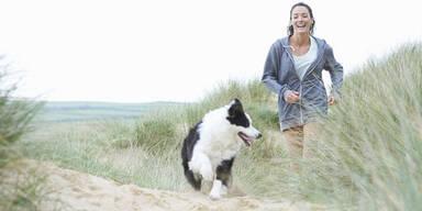 Darum sind Hunde gut für die Gesundheit