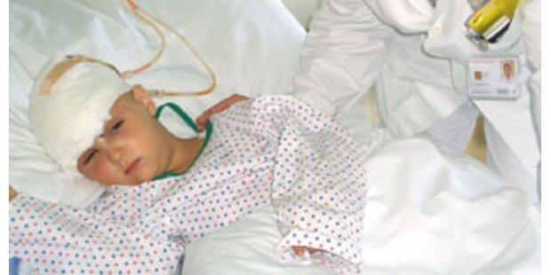 Fünfjährige Pia aus Intensivstation entlassen