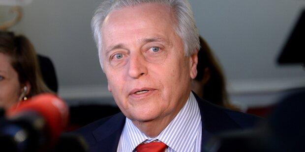 Hundstorfer tritt 2016 an, Stöger wird sein Nachfolger