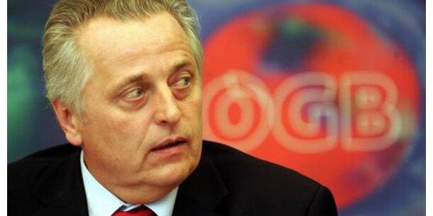 ÖGB-Bundeskongress wählt Fraktionschef