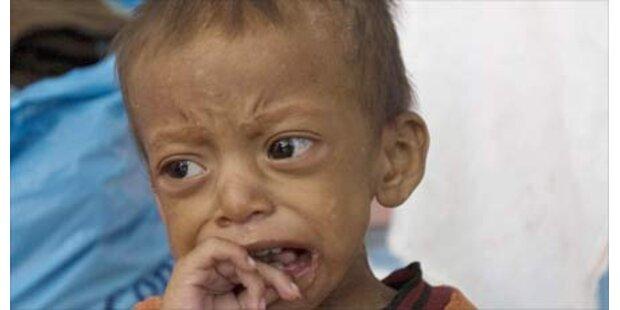 Hungersnot bedroht Guatemala