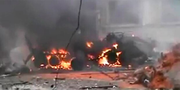 Syrien: 47 Zivilisten in Homs getöet