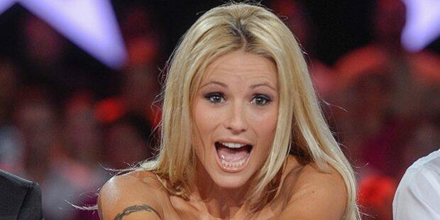 Schock: Hunziker verletzt sich bei TV-Show
