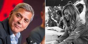 Stars sammelten Millionen für Hurrikan-Opfer
