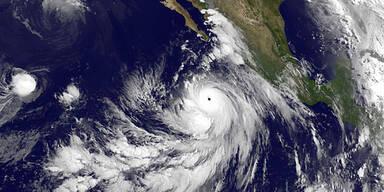 Mega-Hurrikan bedroht Mexiko und USA
