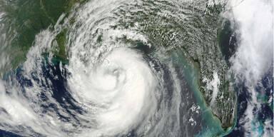 Isaac überflutet New Orleans