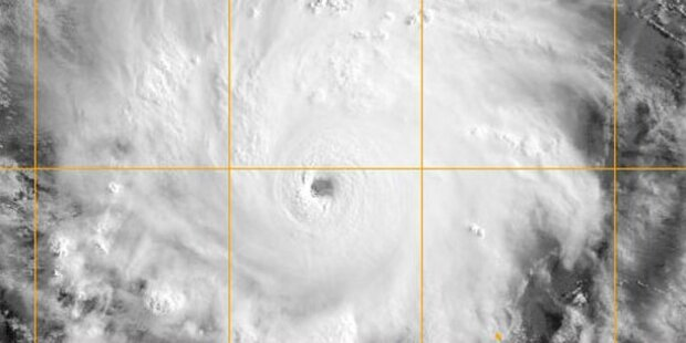 Amanda - Stärkster Hurrikan aller Zeiten