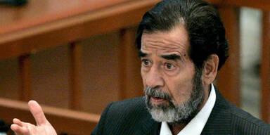 Saddam-Todesurteil bestätigt