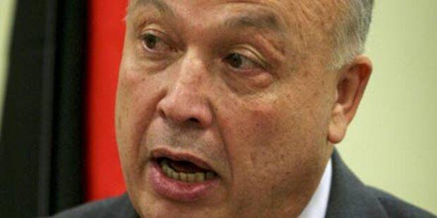 Sexaffäre: Abbas feuert Stabschef