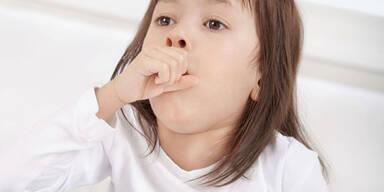 Immer mehr Keuchhustenfälle