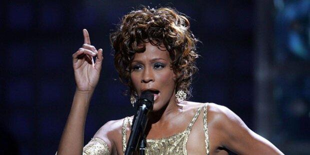 Ist Pop-Star Whitney Huston total pleite?