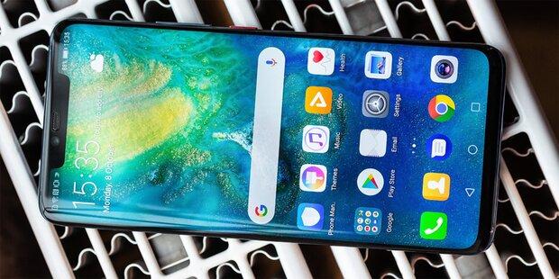 Neues Huawei Mate 20 Pro im Kurztest
