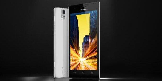 Huawei arbeitet an einem Galaxy S4-Killer