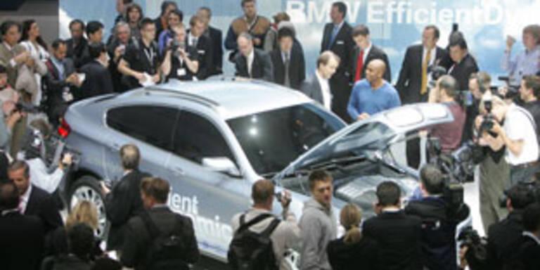 Österreicher kaufen immer mehr Öko-Autos