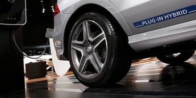 Hybridautos in Österreich immer beliebter