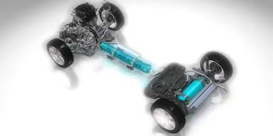 Innovativ: Hybrid-Air Technik von PSA