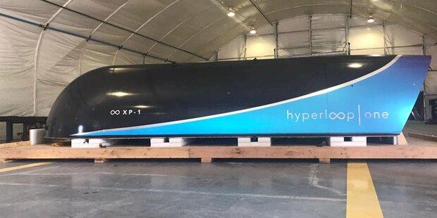 Tesla-Chef darf ersten Hyperloop bauen