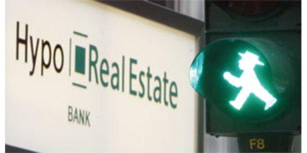 Hypo Real Estate erhält weitere 10 Mrd Garantien