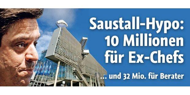 Affäre Pinkl: 10 Mio. Euro für Ex-Chefs