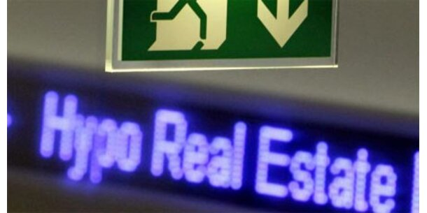 Hypo Real Estate wird Staatsbank