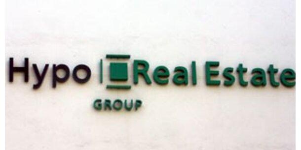 Hypo Real Estate bekommt notfalls 35 Mrd. Euro
