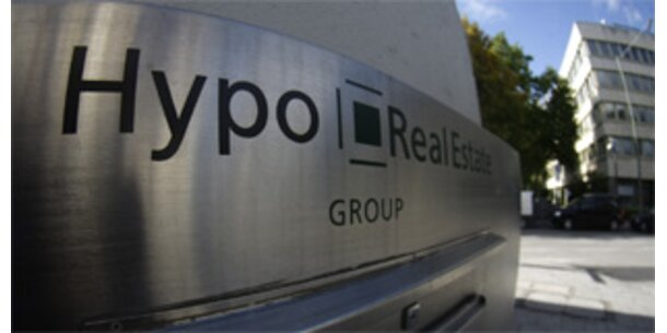 Hypo Real Estate ist gerettet