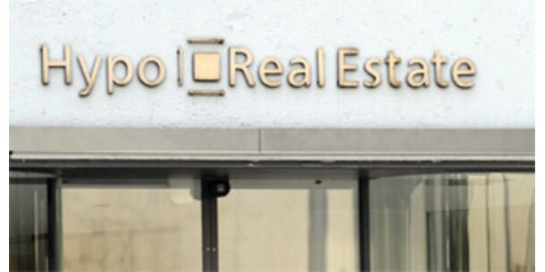 Hypo Real Estate am letzten Drücker gerettet