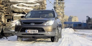 Der neue Hyundai ix55 im Test