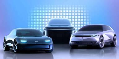 """Hyundai startet E-Automarke """"Ioniq"""""""