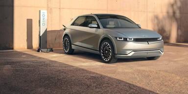 """Ioniq 5: Das ist Hyundais """"Tesla-Fighter"""""""