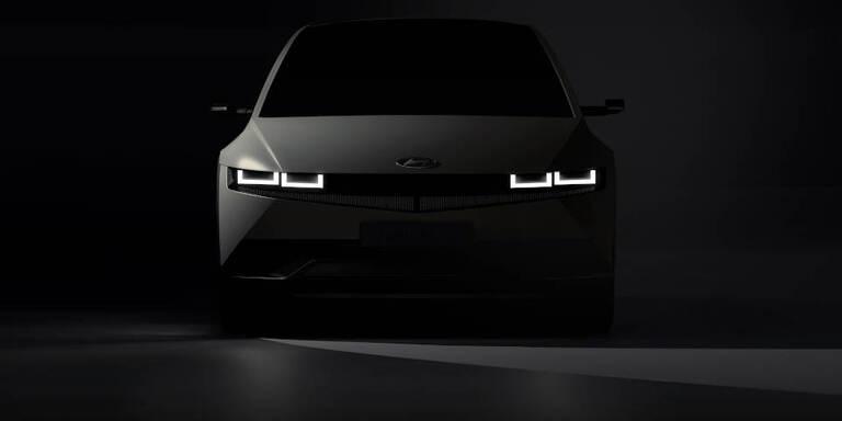 """Ioniq 5: Erste Fotos von Hyundais """"Tesla-Killer"""""""