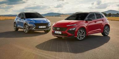 Alle Infos zum Facelift des Hyundai Kona