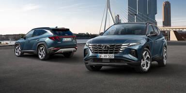 Alle Infos zum völlig neuen Hyundai Tucson