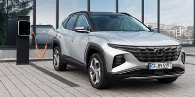 Das kostet der neue Hyundai Tucson Plug-in-Hybrid