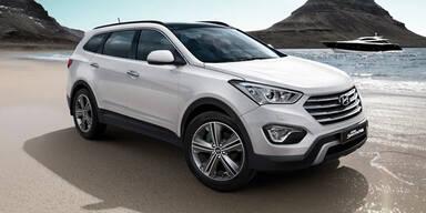 Jetzt startet der Hyundai Grand Santa Fe