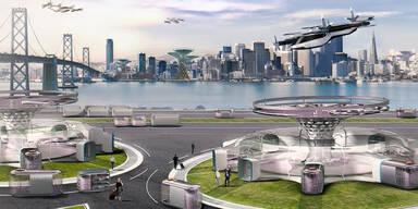 Hyundai: Lufttaxi und Mehrzweck-Auto