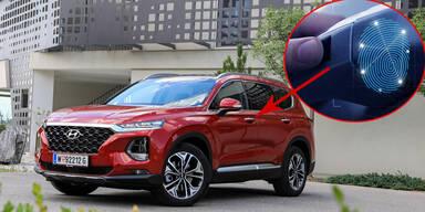 Hyundai bringt erstes Auto ohne Schlüssel