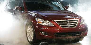Hundai bringt Luxus-Limousine Genesis