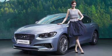 Hyundai und Kia wollen 2020 zulegen