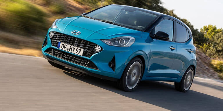 Alle Infos vom völlig neuen Hyundai i10
