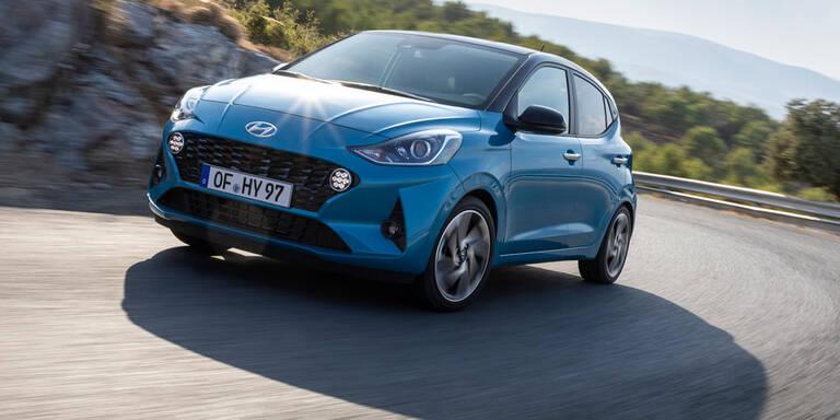 Startschuss für den neuen Hyundai i10