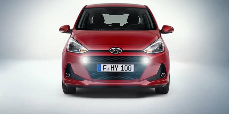 """""""Neuer"""" Hyundai i10 geht an den Start"""