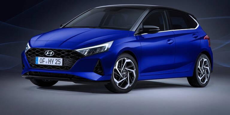 Alle Infos vom völlig neuen Hyundai i20