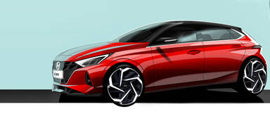 Hyundai zeigt den völlig neuen i20