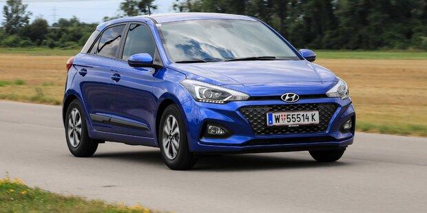 Der überarbeitete Hyundai i20 (Active) legt los
