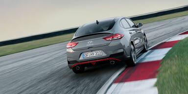 Startschuss für den Hyundai i30 Fastback N