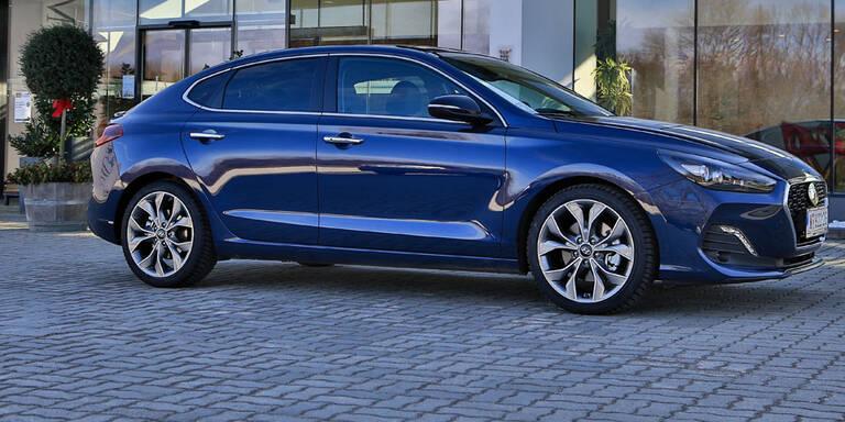 Jetzt startet der Hyundai i30 Fastback