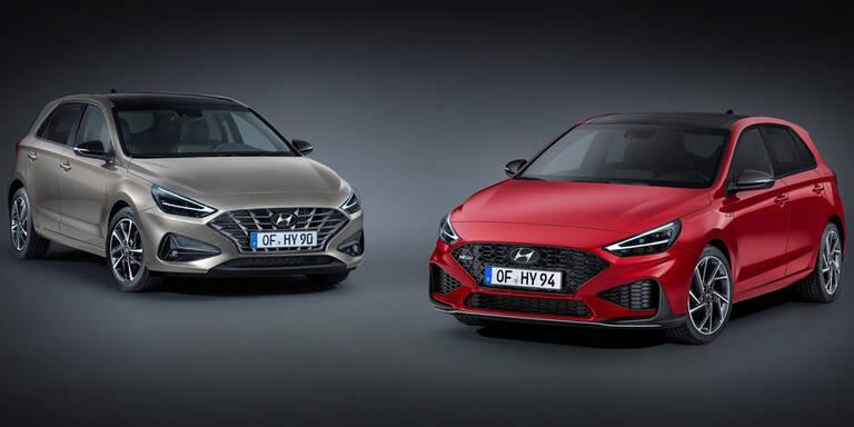 Alle Infos vom Hyundai i30 Facelift (2020)