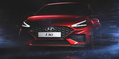 Hyundai verpasst dem i30 ein Facelift